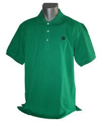 Geocaching.com Polo-Shirt - Grün -