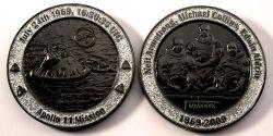 40 Years Man On The Moon -EARTH- Black Nickel (LE)
