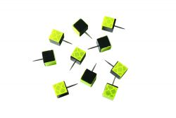 Firetacks Neonyellow Cube (10 pcs)