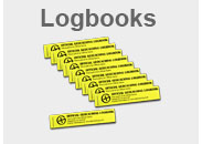 Geocaching logbooks in different sizes for all Cache containers