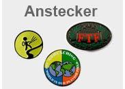 Geocaching Anstecker in vielen Varianten für Geocacher