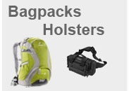 Backpacks and Holsters Geocaching