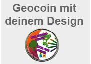 Geocoins mit deinem eigenen Design