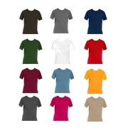 Travelbug T-Shirt in verschiedenen Farben