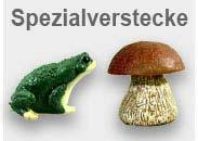 Spezial Geocaching Verstecke
