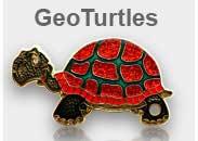 GeoTurtles-Der Sammler Geocoin